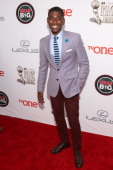 Actor Kwame Boateng attends the 45th NAACP Image Awards presented by TV One at Pasadena Civic Auditorium on February 22 2014 in Pasadena California