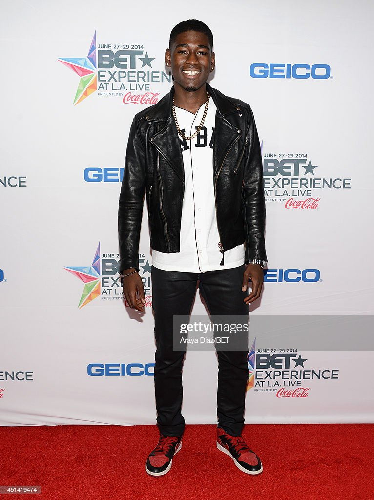 Actor Kwame Boateng attends the BETX Film Festival presented by Geico during the 2014 BET Experience At L.A. LIVE on June 28, 2014 in Los Angeles, California.
