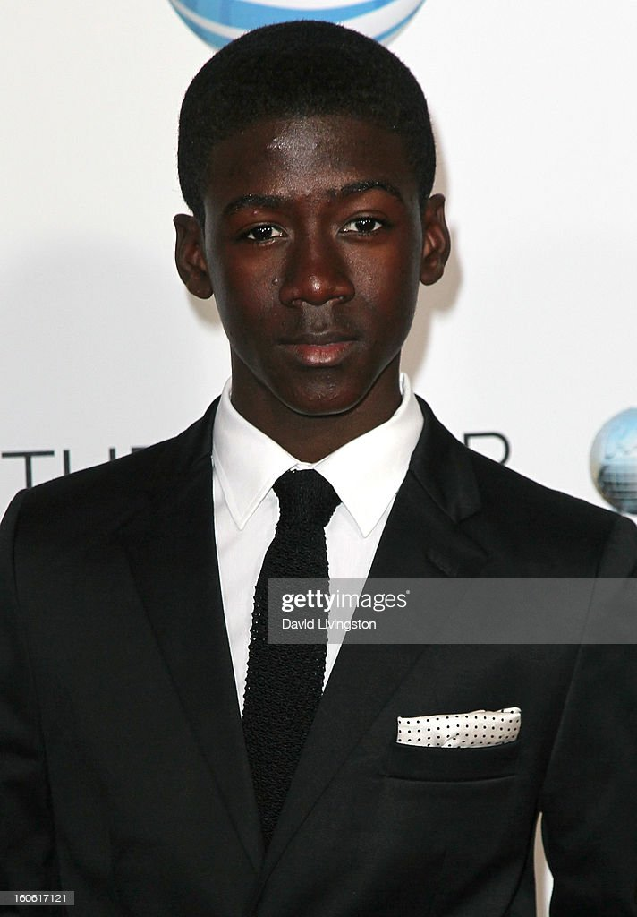 Actor Kwesi Boakye attends the 44th NAACP Image Awards at the Shrine Auditorium on February 1, 2013 in Los Angeles, California.