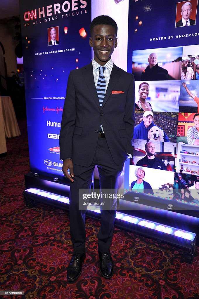 Actor Kwesi Boakye attends the CNN Heroes: An All Star Tribute at The Shrine Auditorium on December 2, 2012 in Los Angeles, California. 23046_003_JS_0192.JPG