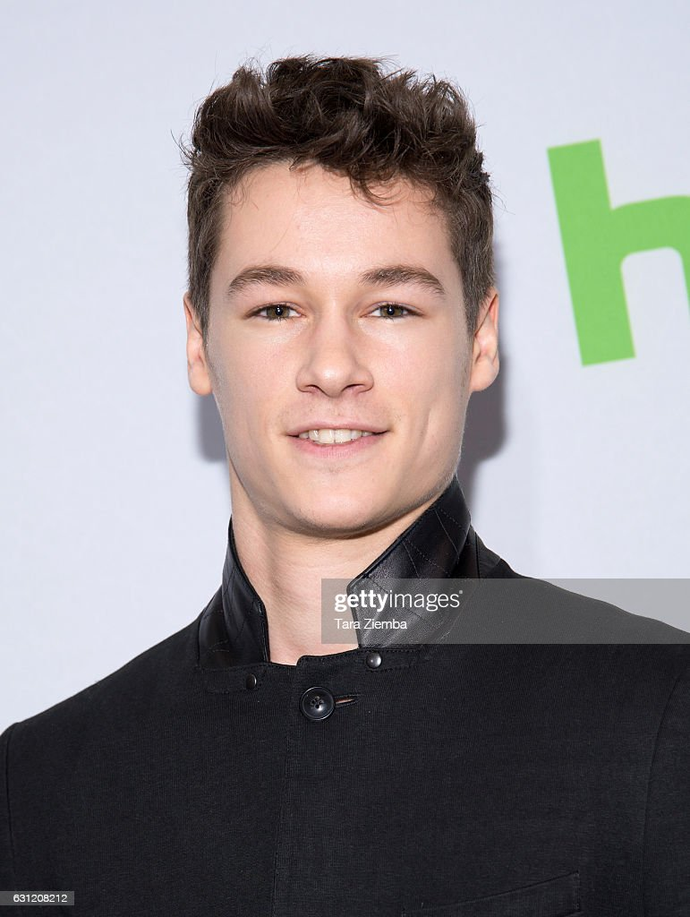 Actor Kyle Allen Attends The 2017 Hulu Television Critics Association  Winter Press Tour At Langham Hotel Part 83