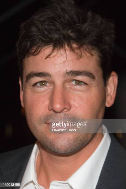 Actor Kyle Chandler arrives at the New York screening of Lars And The Real Girl October 3 at the Paris Theater in New York City