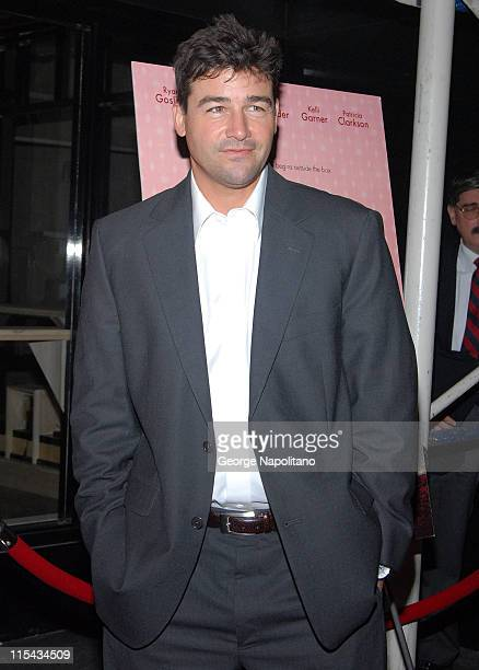 Actor Kyle Chandler at the NY Premiere Of 'Lars And The Real Girl' at the Paris Theatre in New York October 3 2007