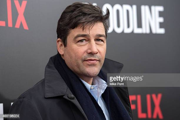 Actor Kyle Chandler attends the 'Bloodline' New York Series Premiere at SVA Theater on March 3 2015 in New York City
