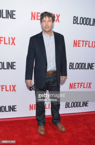 Actor Kyle Chandler attends the premiere of Netflix's 'Bloodline' Season 3 at Arclight Cinemas Culver City on May 24 2017 in Culver City California
