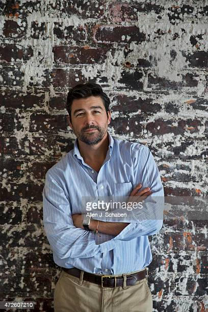 Actor Kyle Chandler is photographed for Los Angeles Times on April 29 2015 in Los Angeles California PUBLISHED IMAGE CREDIT MUST READ Allen J...