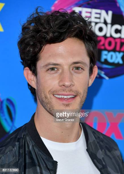 Actor Kyle Harris attends the Teen Choice Awards 2017 at Galen Center on August 13 2017 in Los Angeles California