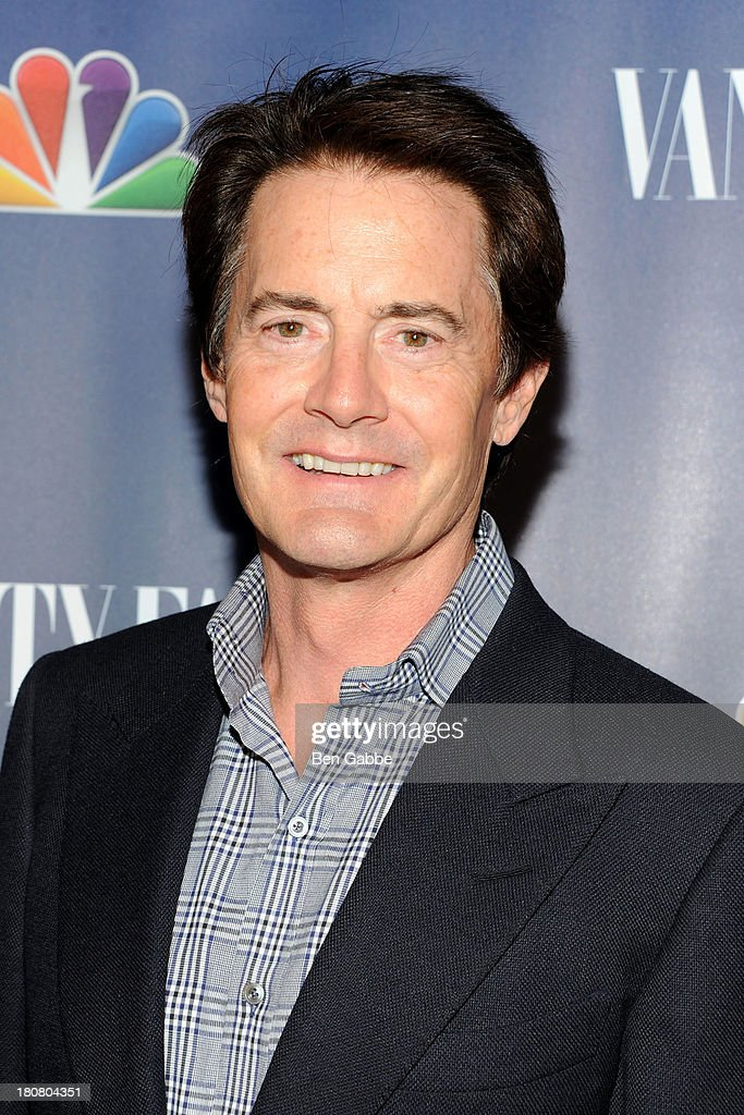 Actor <a gi-track='captionPersonalityLinkClicked' href=/galleries/search?phrase=Kyle+MacLachlan&family=editorial&specificpeople=213038 ng-click='$event.stopPropagation()'>Kyle MacLachlan</a> attends NBC's 2013 Fall Launch Party Hosted By Vanity Fair at The Standard Hotel on September 16, 2013 in New York City.