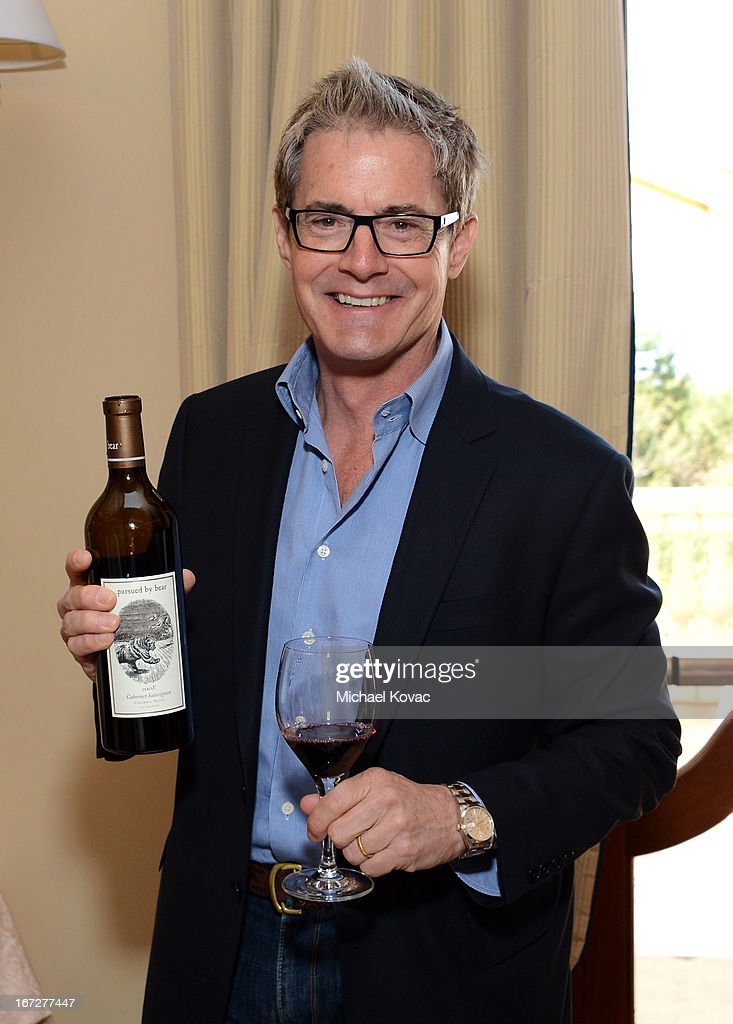 Actor <a gi-track='captionPersonalityLinkClicked' href=/galleries/search?phrase=Kyle+MacLachlan&family=editorial&specificpeople=213038 ng-click='$event.stopPropagation()'>Kyle MacLachlan</a> attends The American Express Publishing Luxury Summit 2013 at St. Regis Monarch Beach Resort on April 23, 2013 in Dana Point, California.