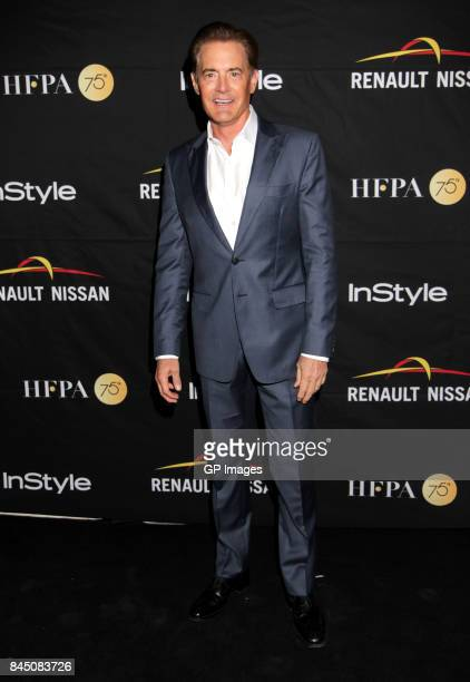 Actor Kyle MacLachlan attends The Hollywood Foreign Press Association and InStyle's annual celebrations of the 2017 Toronto International Film...