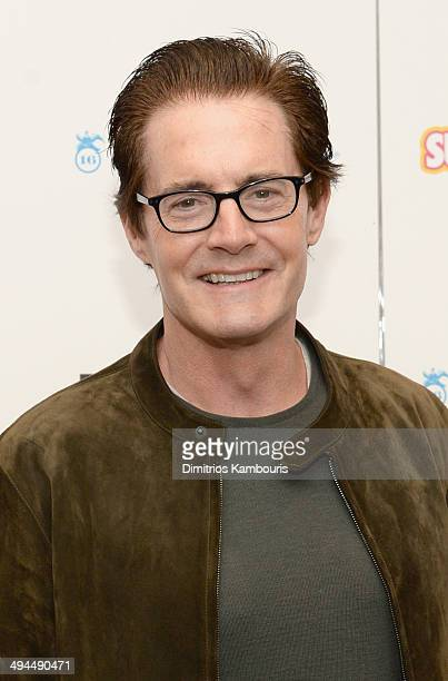 Actor Kyle MacLachlan attends the ''Supermensch The Legend Of Shep Gordon' screening at The Museum of Modern Art on May 29 2014 in New York City