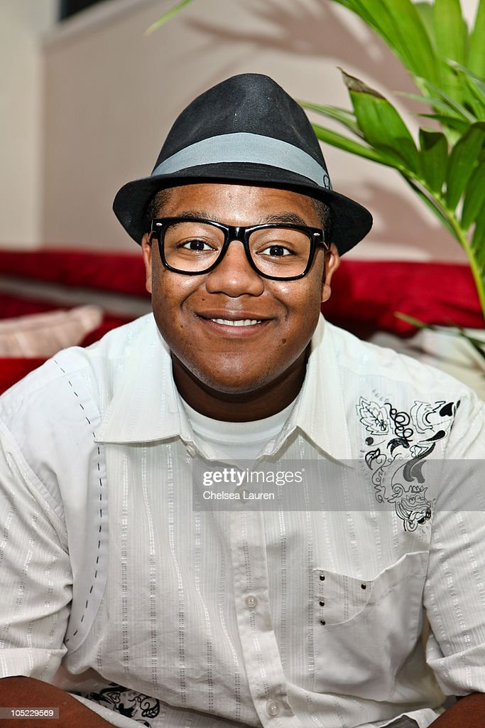 Actor <a gi-track='captionPersonalityLinkClicked' href=/galleries/search?phrase=Kyle+Massey+-+Actor+-+Born+1991&family=editorial&specificpeople=540280 ng-click='$event.stopPropagation()'>Kyle Massey</a> attends the Doctrine Denim launch party at Boudoir on October 12, 2010 in Los Angeles, California.