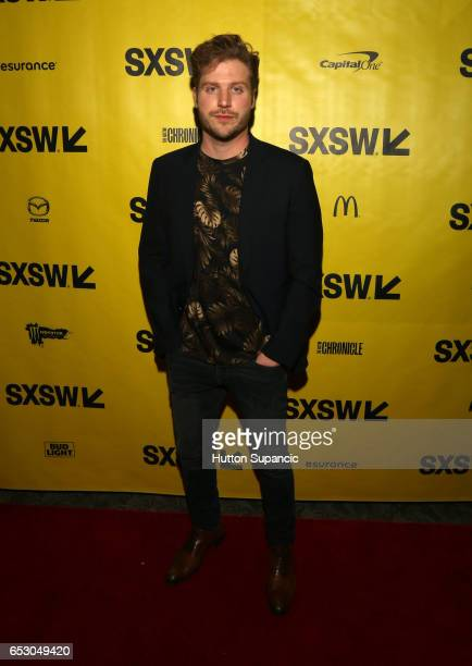 Actor Kyle McKeever attends the premiere of 'MFA' during 2017 SXSW Conference and Festivals at Stateside Theater on March 13 2017 in Austin Texas