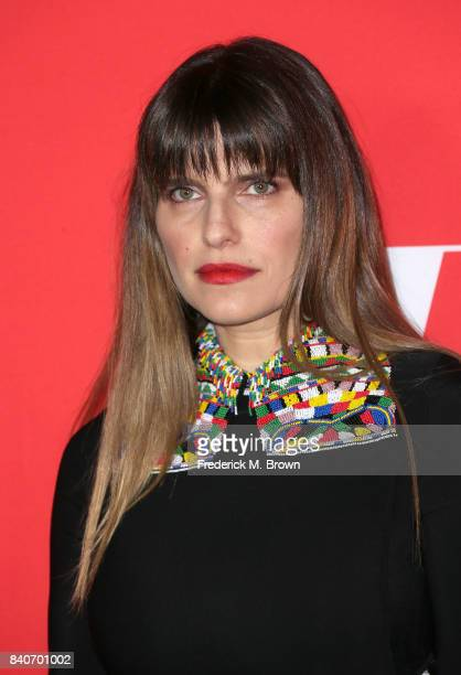 Actor Lake Bell attends the premiere of Open Road Films' 'Home Again' at the Directors Guild of America on August 29 2017 in Los Angeles California