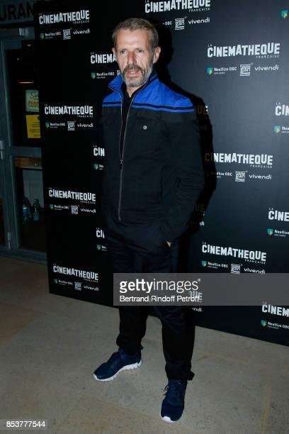 Actor Lambert Wilson attends the 'Un beau soleil interieur' Paris Premiere at La Cinematheque on September 25 2017 in Paris France