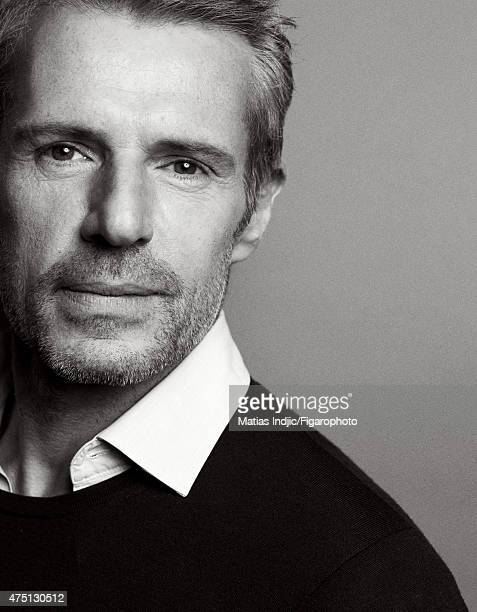 Actor Lambert Wilson is photographed for Madame Figaro on January 16 2015 in Paris France Makeup by Givenchy Le Make Up CREDIT MUST READ Matias...