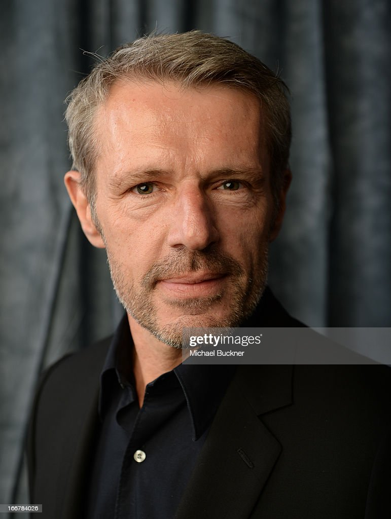 Actor <a gi-track='captionPersonalityLinkClicked' href=/galleries/search?phrase=Lambert+Wilson&family=editorial&specificpeople=626933 ng-click='$event.stopPropagation()'>Lambert Wilson</a> poses for a portrait during the 17th Annual City Of Lights, City Of Angels Film Festival at the Directors Guild Of America on April 16, 2013 in Los Angeles, California.
