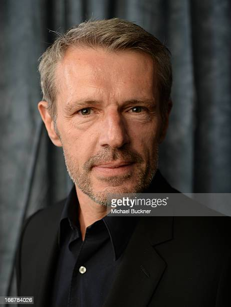 Actor Lambert Wilson poses for a portrait during the 17th Annual City Of Lights City Of Angels Film Festival at the Directors Guild Of America on...