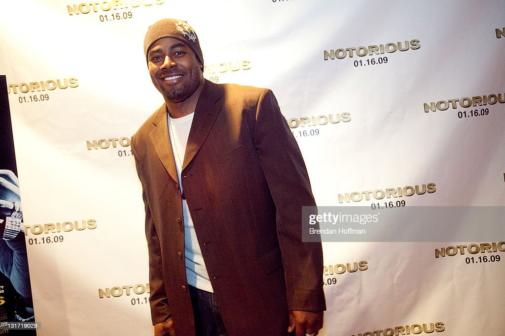 Actor Lamman Rucker attends a screening of 'Notorious' January 13, 2009 in Washington, DC. The film, to be released January 16, is about the life of hip-hop artist Notorious B
