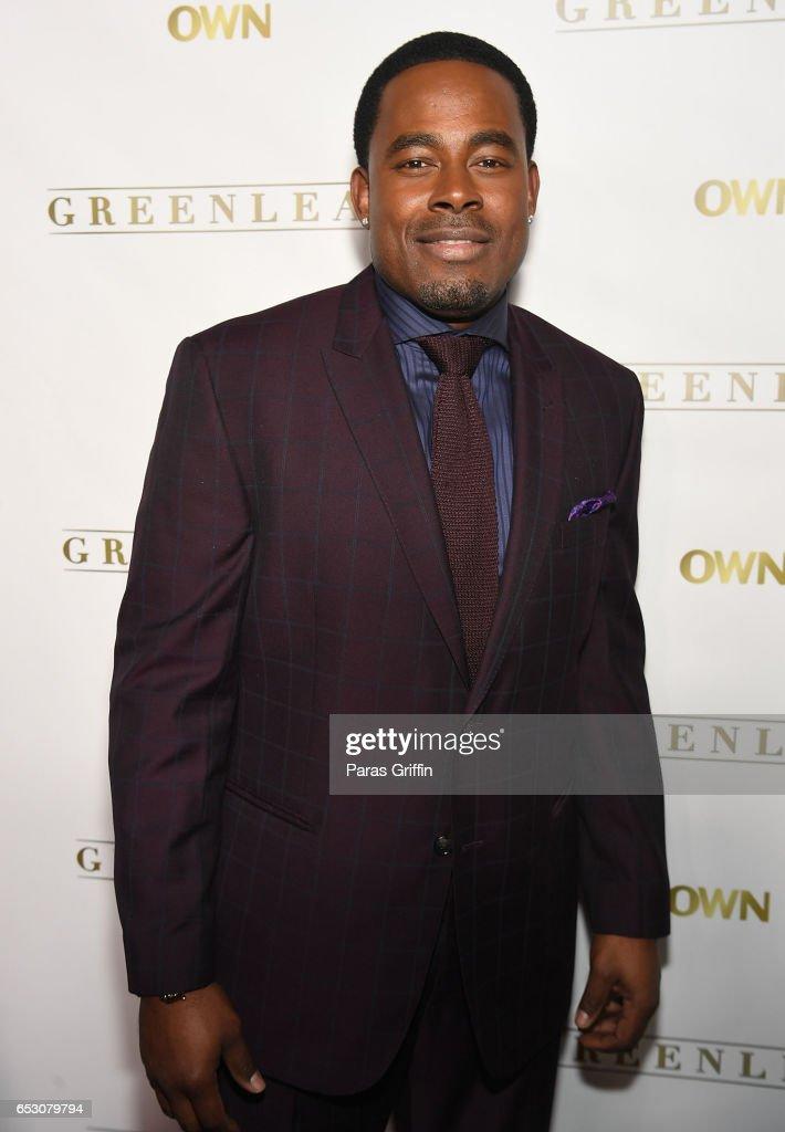 Actor Lamman Rucker attends 'Greenleaf' Season 2 Premiere Party at W Atlanta Midtown on March 13, 2017 in Atlanta, Georgia.