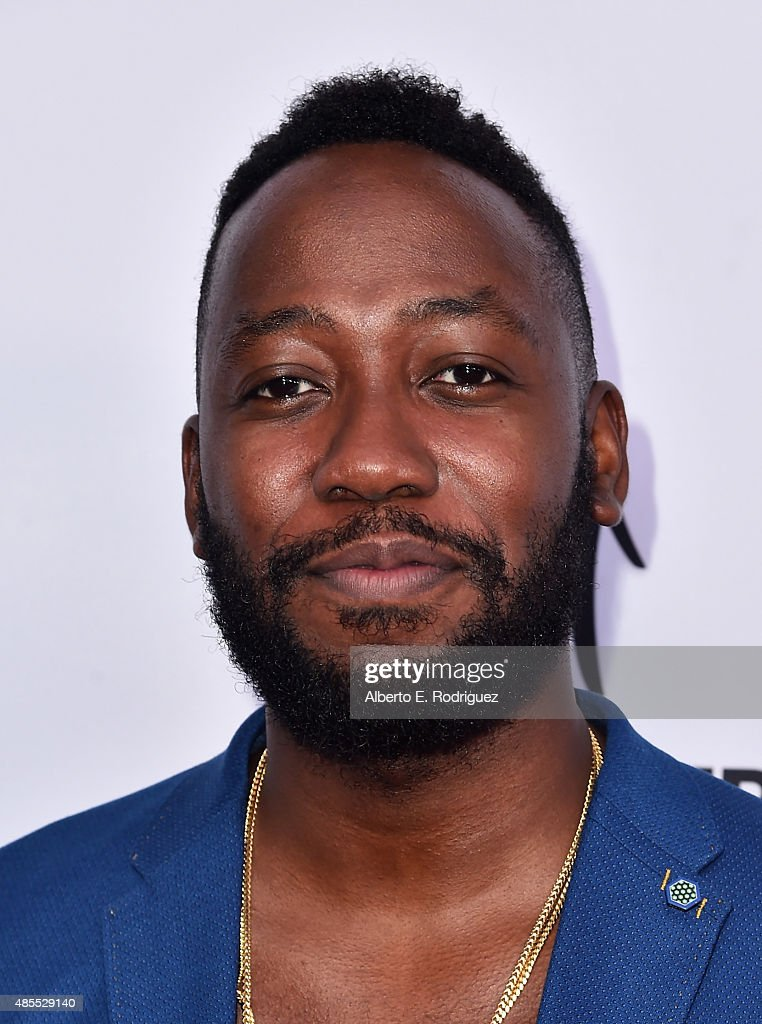 Actor Lamorne Morris attends a cocktail party celebrating dynamic and diverse nominees for the 67th Emmy Awards hosted by the Academy of Television...