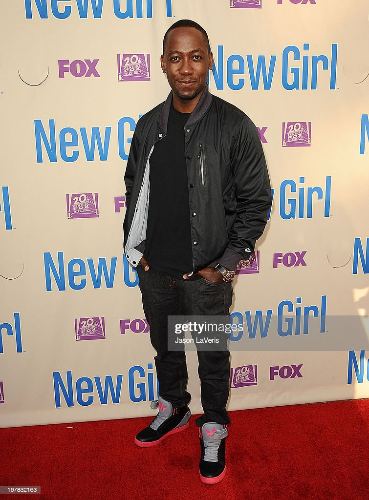 Actor Lamorne Morris attends a screening and Q&A of 'New Girl' at Leonard H. Goldenson Theatre on April 30, 2013 in North Hollywood, California.
