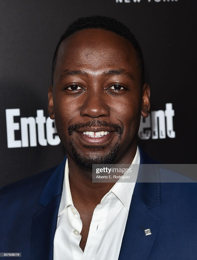 Actor Lamorne Morris attends Entertainment Weekly's celebration honoring THe Screen Actors Guild presented by Maybeline at Chateau Marmont on January...