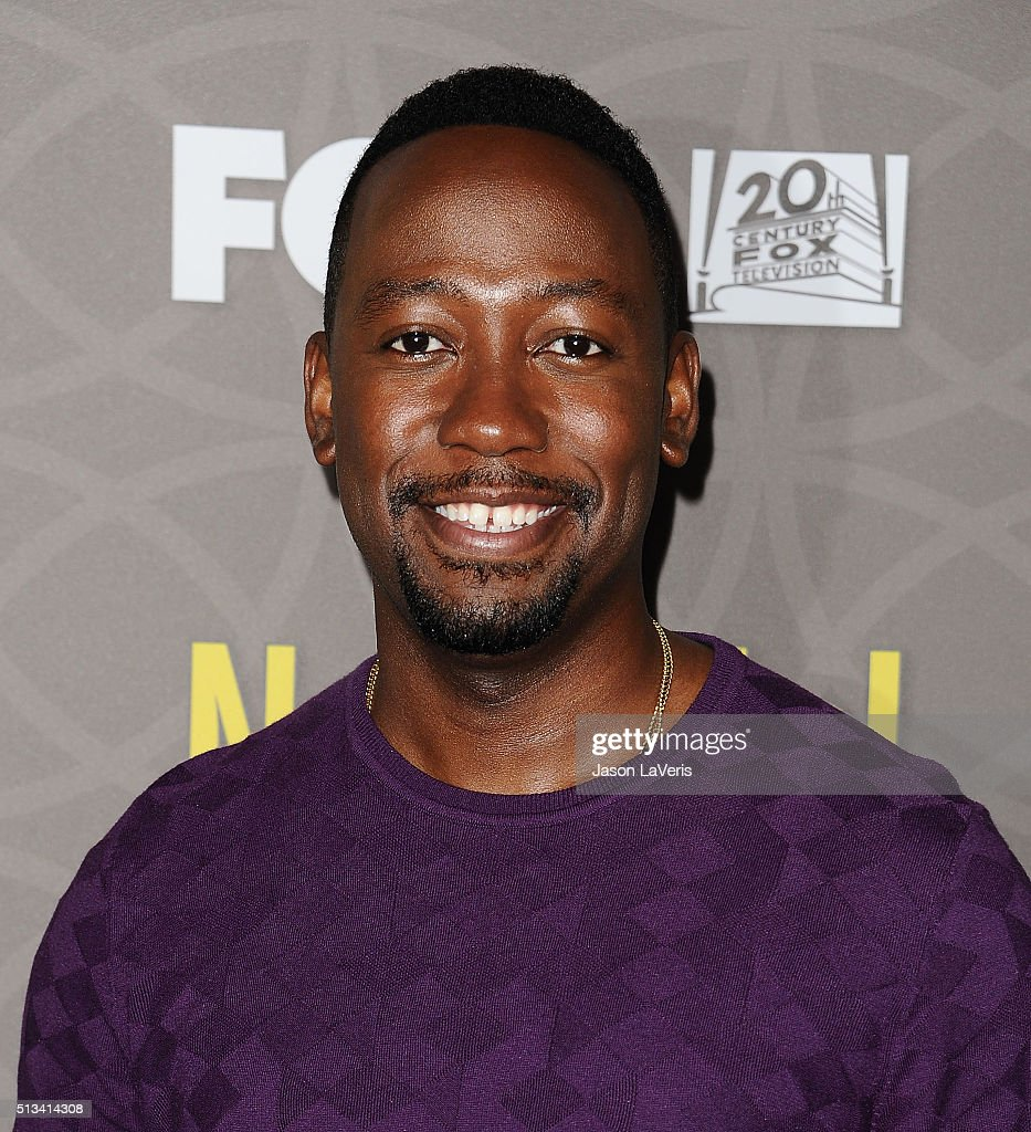 Actor Lamorne Morris attends Fox's 'New Girl' 100th episode party at W Los Angeles West Beverly Hills on March 2 2016 in Los Angeles California
