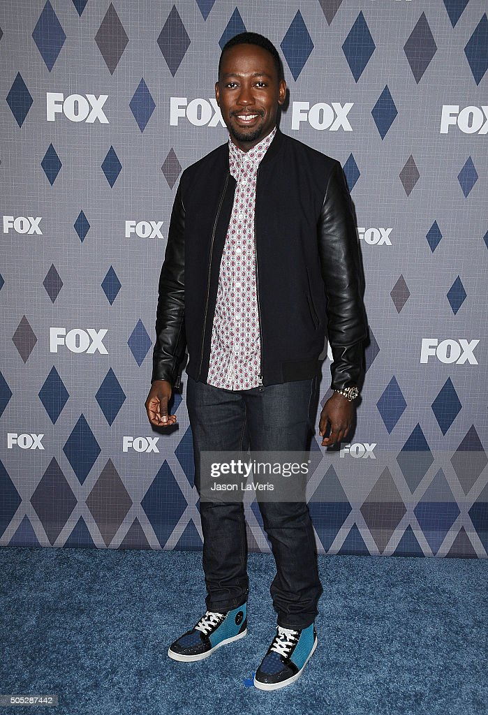 Actor Lamorne Morris attends the FOX winter TCA 2016 AllStar party at The Langham Huntington Hotel and Spa on January 15 2016 in Pasadena California