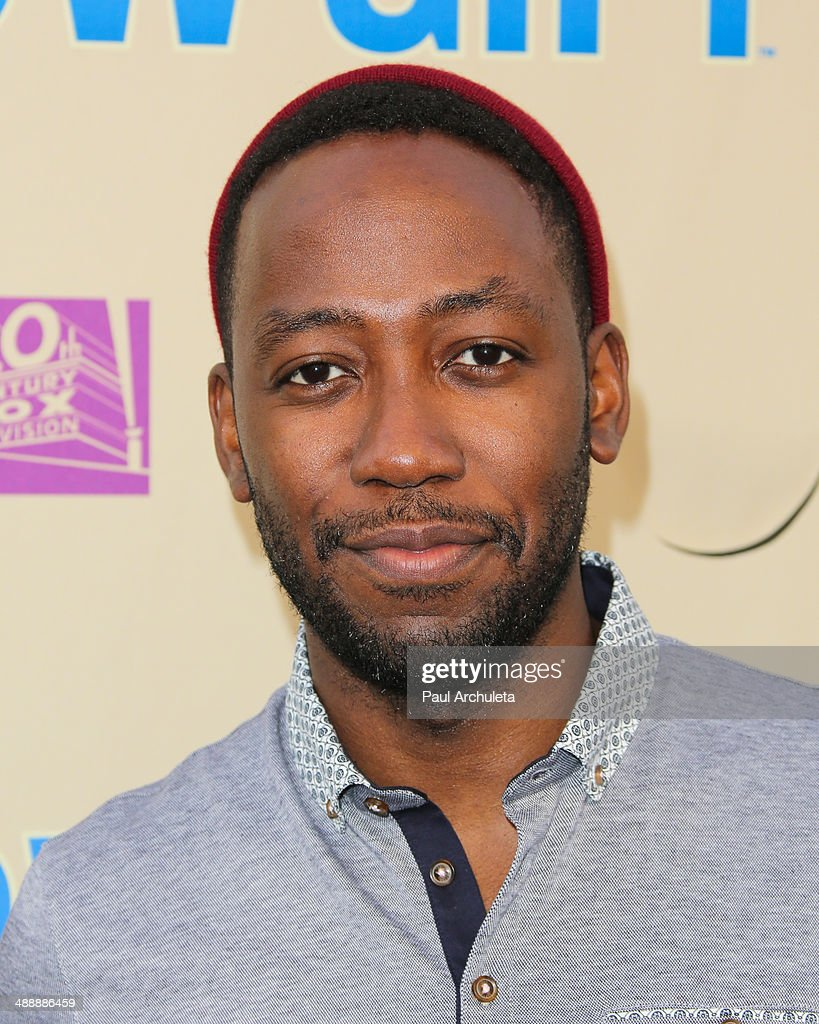 Actor <a gi-track='captionPersonalityLinkClicked' href=/galleries/search?phrase=Lamorne+Morris&family=editorial&specificpeople=671004 ng-click='$event.stopPropagation()'>Lamorne Morris</a> attends the 'New Girl' season 3 screening and cast Q&A at Zanuck Theater at 20th Century Fox Lot on May 8, 2014 in Los Angeles, California.