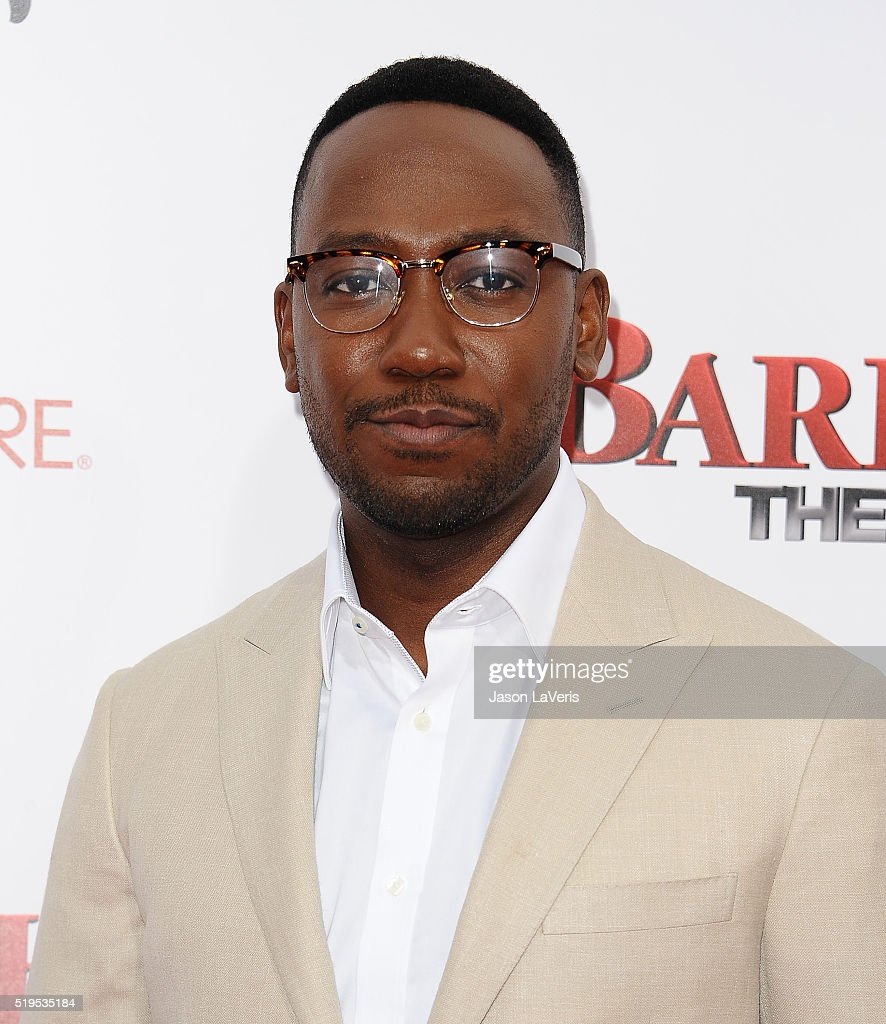 Actor Lamorne Morris attends the premiere of 'Barbershop The Next Cut' at TCL Chinese Theatre on April 6 2016 in Hollywood California