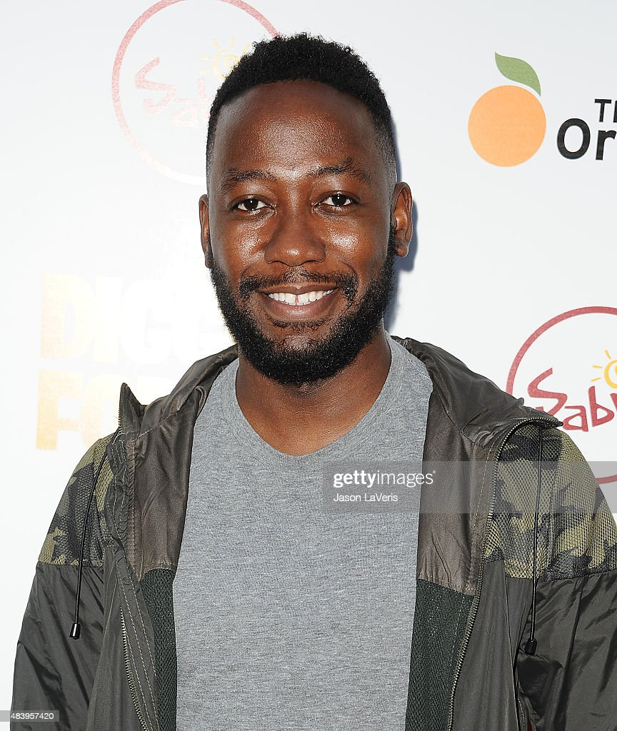 Actor Lamorne Morris attends the premiere of 'Digging For Fire' at ArcLight Cinemas on August 13 2015 in Hollywood California