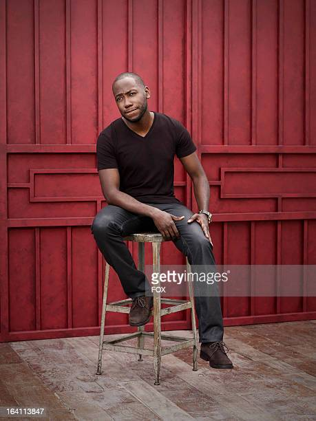 Actor Lamorne Morris during a gallery portrait session for FOX's 'New Girl' Season 2 Show airs Tuesdays 900930 PM ET/PT