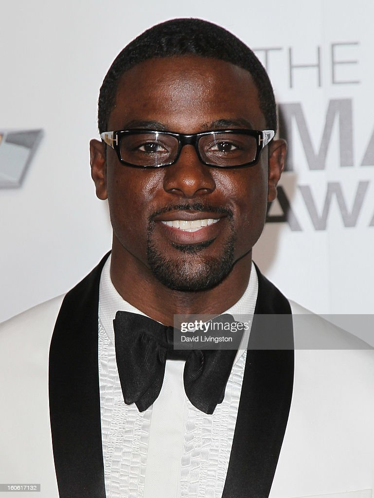 Actor Lance Gross attends the 44th NAACP Image Awards at the Shrine Auditorium on February 1, 2013 in Los Angeles, California.