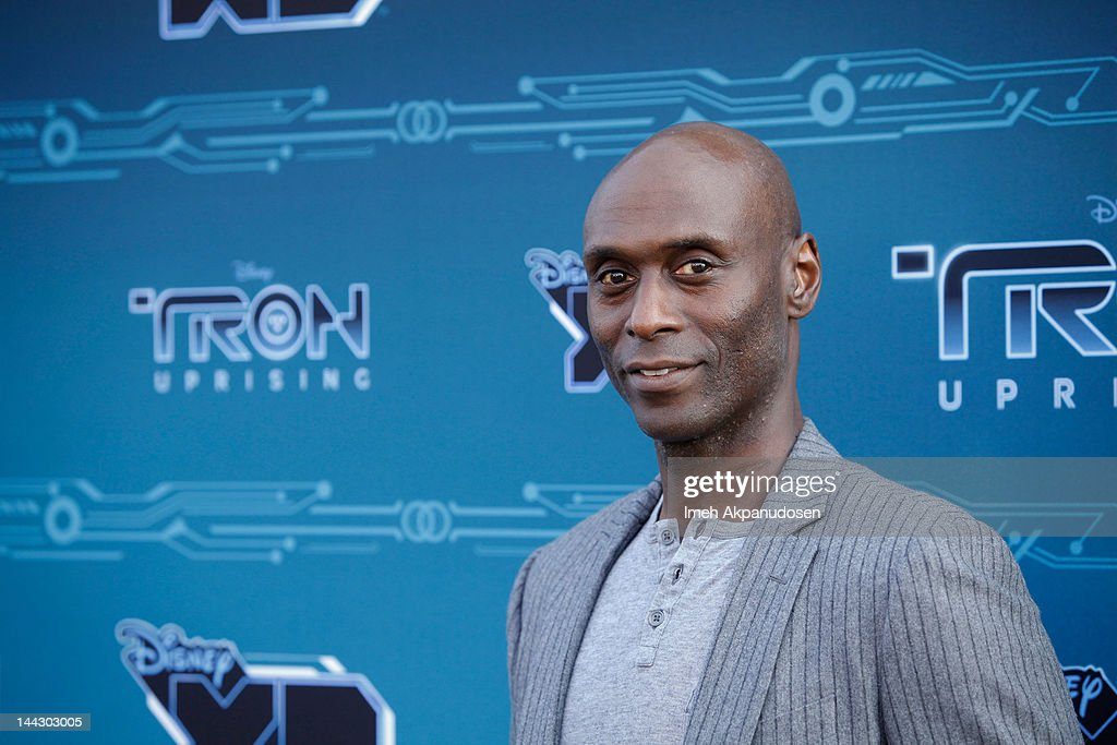 Actor <a gi-track='captionPersonalityLinkClicked' href=/galleries/search?phrase=Lance+Reddick&family=editorial&specificpeople=2305193 ng-click='$event.stopPropagation()'>Lance Reddick</a> attends Disney XD's 'TRON: Uprising' Press Event And Reception at DisneyToon Studios on May 12, 2012 in Glendale, California.