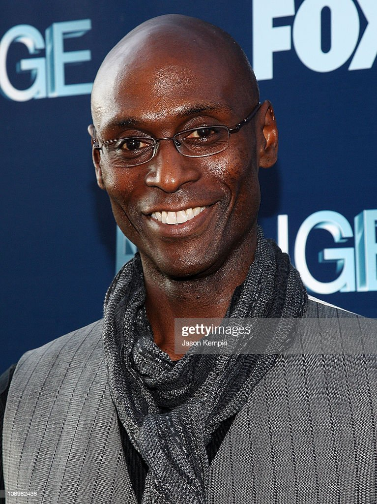 Actor <a gi-track='captionPersonalityLinkClicked' href=/galleries/search?phrase=Lance+Reddick&family=editorial&specificpeople=2305193 ng-click='$event.stopPropagation()'>Lance Reddick</a> attends 'Fringe' New York premiere party at The Xchange on August 25, 2008 in New York City.