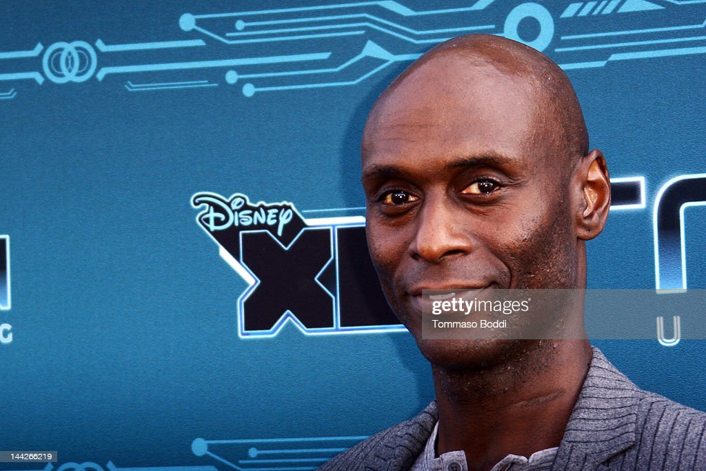 Actor <a gi-track='captionPersonalityLinkClicked' href=/galleries/search?phrase=Lance+Reddick&family=editorial&specificpeople=2305193 ng-click='$event.stopPropagation()'>Lance Reddick</a> attends the Disney XD's 'TRON: Uprising' press event and reception held at the DisneyToon Studios on May 12, 2012 in Glendale, California.