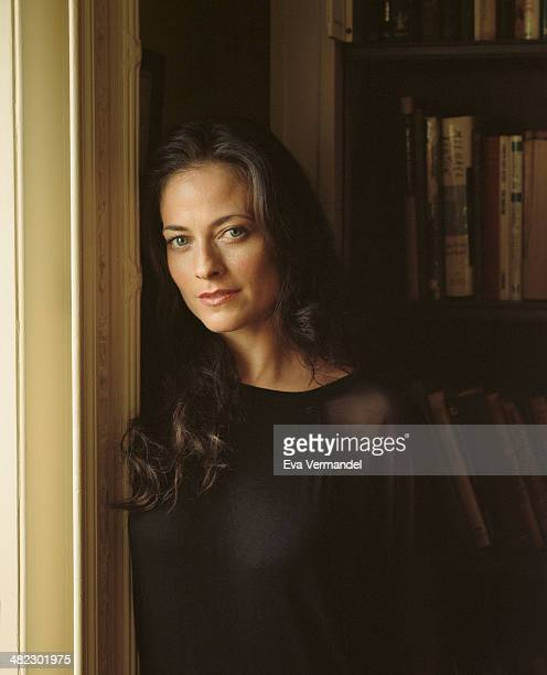Actor Lara Pulver is photographed for The Quarterly on October 8 2013 in London England