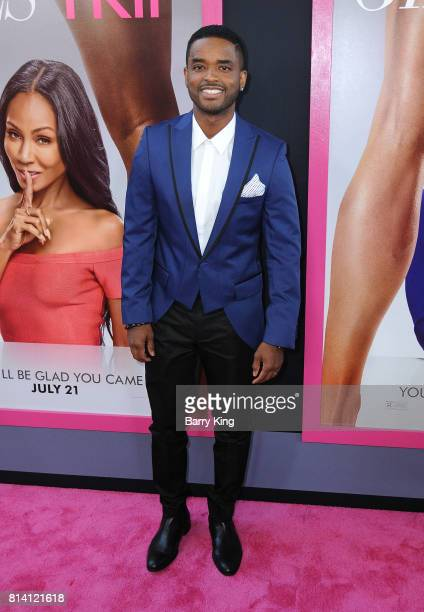 Actor Larenz Tate attends the Premiere of Universal Pictures' 'Girls Trip' at Regal LA Live Stadium 14 on July 13 2017 in Los Angeles California