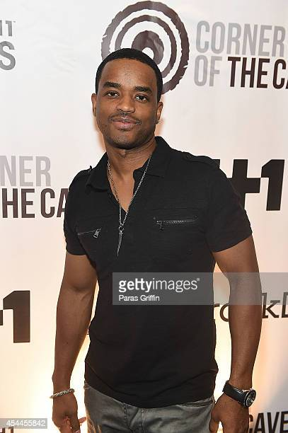 Actor Larenz Tate attends VH1 Rock Docs ATL The Untold Story Of Atlanta's Rise In The Rap Game Premiere at Rialto Center for the Arts on August 31...