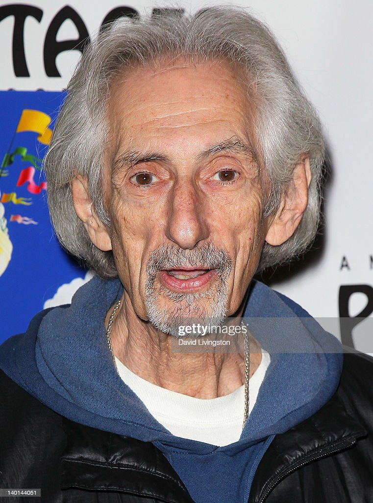 Actor Larry Hankin attends the opening night of 'Monty Python's Spamalot' at the Pantages Theatre on February 28, 2012 in Hollywood, California.