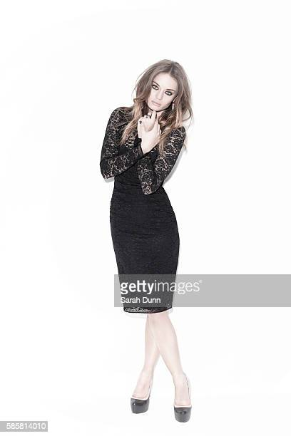 Actor Laura Haddock is photographed for Empire magazine on March 14 2013 in London England