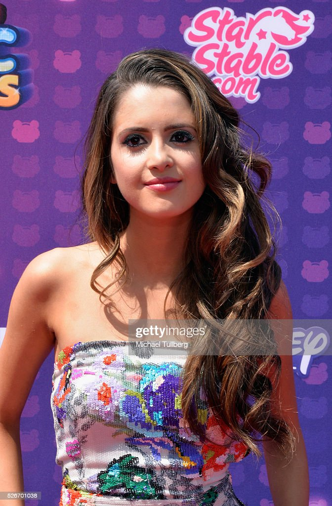 Actor Laura Marano arrives at the 2016 Radio Disney Music Awards at Microsoft Theater on April 30, 2016 in Los Angeles, California.