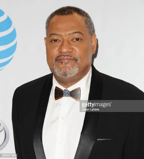 Actor Laurence Fishburne attends the 48th NAACP Image Awards at Pasadena Civic Auditorium on February 11 2017 in Pasadena California