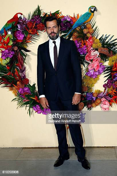 Actor Laurent Lafitte attends the Opening Season Gala at Opera Garnier on September 24 2016 in Paris France