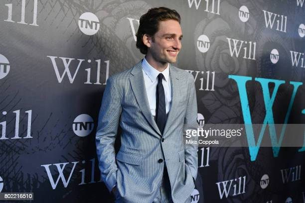 Actor Laurie Davidson attends TNT's Season One 'Will' Premiere at Bryant Park on June 27 2017 in New York City 26058_015
