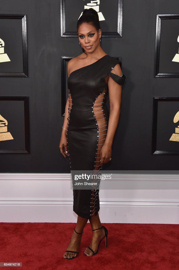 actor-laverne-cox-attends-the-59th-grammy-awards-at-staples-center-on-picture-id634974216