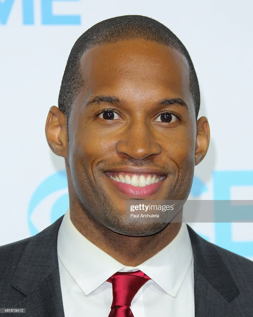 Actor Lawrence Saint-Victor attends the 41st Annual Daytime Emmy Awards CBS after party at The Beverly Hilton Hotel on June 22, 2014 in Beverly Hills, California.