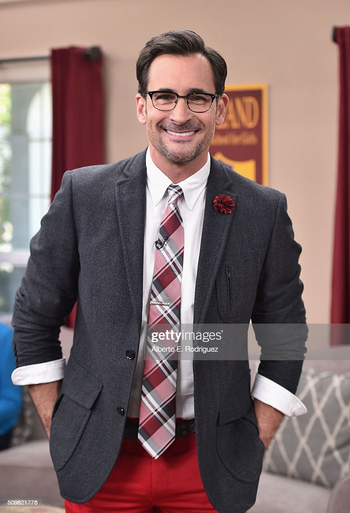 Actor <a gi-track='captionPersonalityLinkClicked' href=/galleries/search?phrase=Lawrence+Zarian&family=editorial&specificpeople=2203774 ng-click='$event.stopPropagation()'>Lawrence Zarian</a> attends Hallmark's Home and Family 'Facts Of Life Reunion' at Universal Studios Backlot on February 12, 2016 in Universal City, California.
