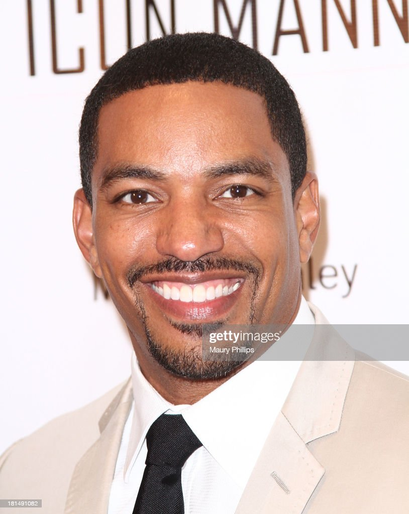 Actor Laz Alonso arrives at the ICON MANN's Black Men in Entertainment & Multimedia Pre-Emmy Dinner on September 20, 2013 in Beverly Hills, California.